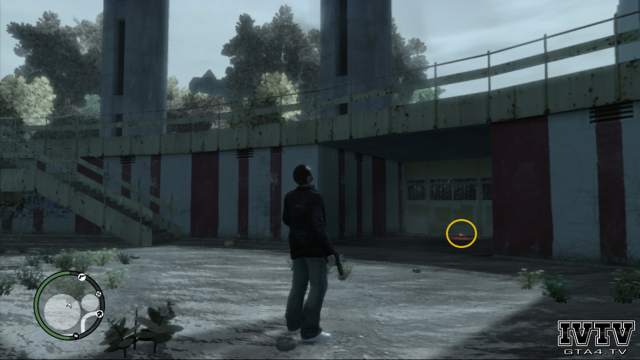 Grand Theft Auto IV: Flying Rats (Pigeons) - GTA4 TV