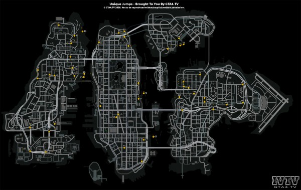 Grand Theft Auto IV: Image Gallery - Showing Maps Images ...