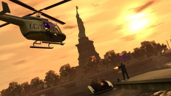 Grand Theft Auto IV: GTA4 Multiplayer - GTA4 TV