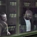 Niko and Dwayne looking at the city. | Views: 847