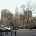 Empire State Building From Downtown New York | Views: 2373