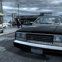Niko drives a black vehicle while the sky above is dark and grey. | Views: 2579