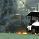 Game Of Golf Anyone? The Course Is On Fire Though... | Views: 9567