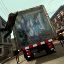 Niko hangs onto a truck | Views: 2808