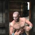 A tattooed guy screams | Views: 2159