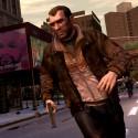 Niko runs through the street gun in hand. | Views: 3253