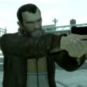 Niko with gun. | Views: 804