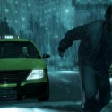 Niko  running though the rain of Liberty City. | Views: 2097
