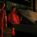 Niko opens the trunk of his car. | Views: 5586