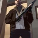 Niko standing with a shotgun. | Views: 1570