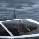 Niko in a boat near the Statue of Happiness | Views: 887