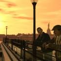 Niko and McReary meet at the docks.   Views: 913