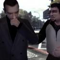 Niko and Roman talking. | Views: 2443