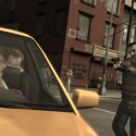 Niko stealing a cab. | Views: 1975