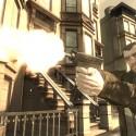 Niko fires an Uzi submachine gun.   Views: 3137