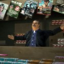 Guy selling magazines. | Views: 2165