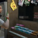 Guy buying a drink. | Views: 1173
