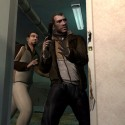 Niko and Roman enter the locked room. The door reads 'B. Crane'. | Views: 1541