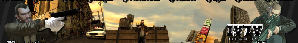 GTA4.TV - Your Source For GTA IV! - Sunday Banner!