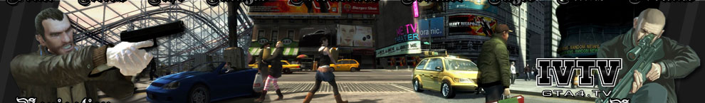 GTA4.TV - Your Source For GTA IV! - Tuesday Banner!