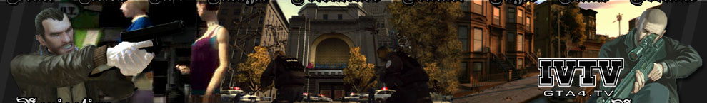 GTA4.TV - Your Source For GTA IV! - Wednesday Banner!